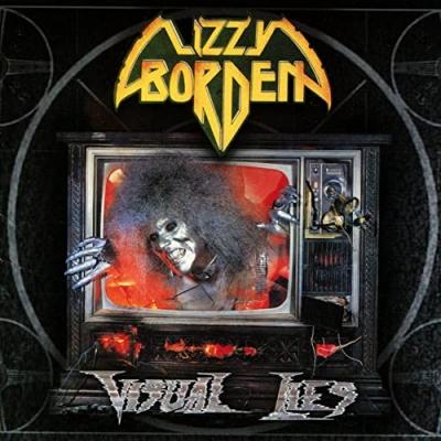 Lizzy Borden - Visual Lies (Slipcase)