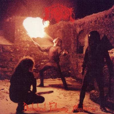 Immortal - Diabolical Fullmoon Mysticism (Slipcase)