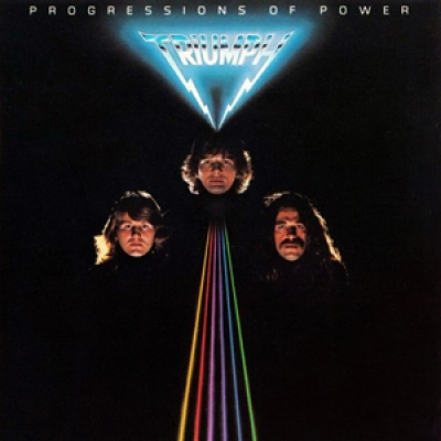 Triumph - Progressions of Power