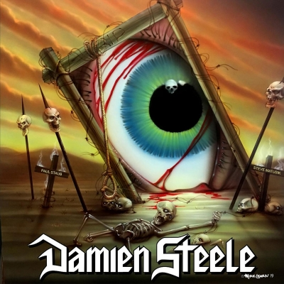 Damien Steele - Damien Steele (Importado)