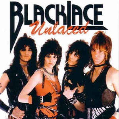 Blacklace - Unlaced and Get It While Its Hot (Importado)