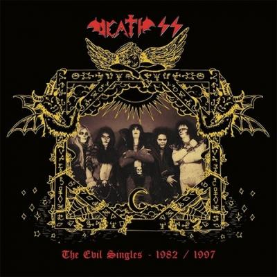 DEATH SS - The Evil Singles  1983-1987 (CD Duplo Importado)