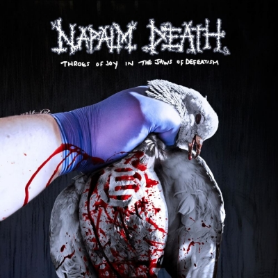Napalm Death - Throes Of Joey In The Jaws of Defeatism (Slipcase)