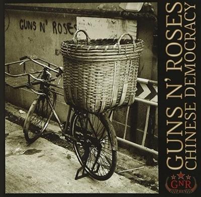 Guns N Roses - Chinese Democracy - Version 1