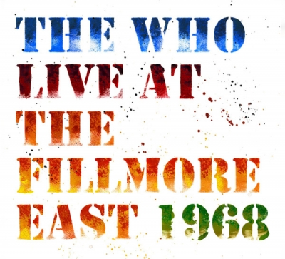 The Who - Live At The Fillmore (CD Duplo)