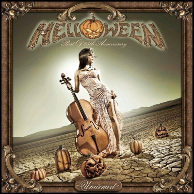 Helloween - Unarmed (Best Of 25th Anniversary) (Digipack)