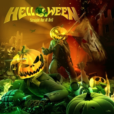 Helloween - Straight Out Of Hell (Remastered 2020) (Digipack)