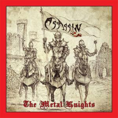 Assassin (US) - The Metal Knights (Importado)