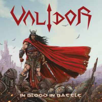 Validor - In Blood In Battle (Importado)