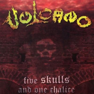 Vulcano - Five Skulls And One Chalice (Slipcase)