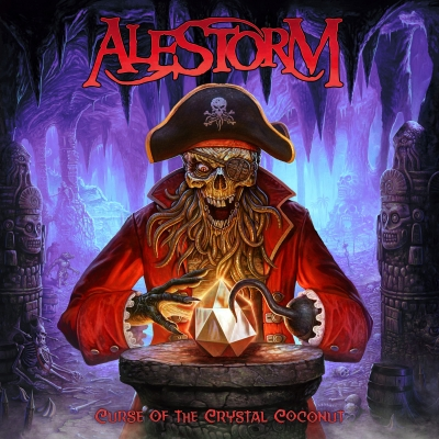 Alestorm - Curse Of The Crystal Coconut (CD Duplo)