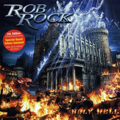 Rob Rock - Holy Hell