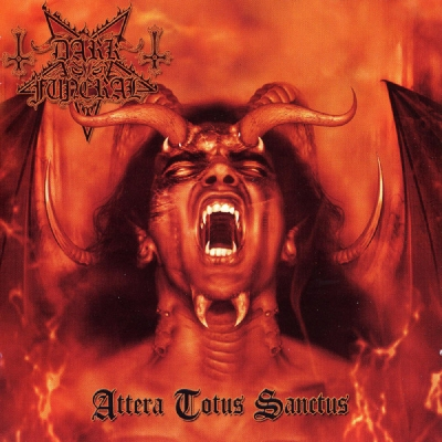 Dark Funeral - Attera Totus Sanctus (Slipcase)