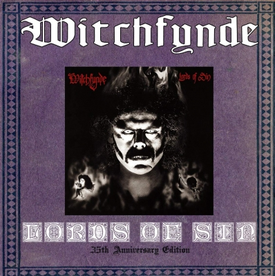 Witchfynde - Lords Of Sin - 35th Anniversary Edition
