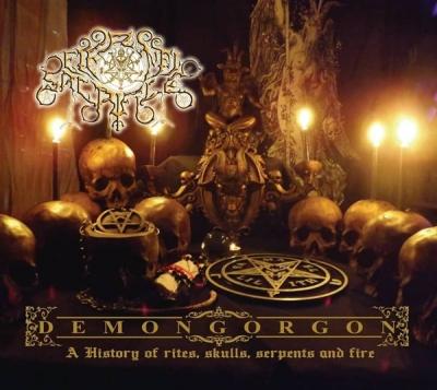 Eternal Sacrifice - Demogorgon - A History Of Rites, Skulls, Serpents And Fire (CD e DVD Digipack)
