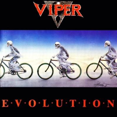 Viper - Evolution (Slipcase)