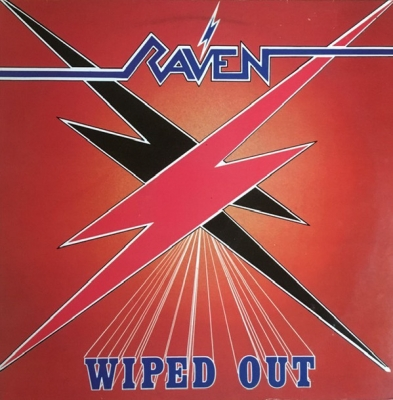 Raven - Wiped Out (Slipcase)