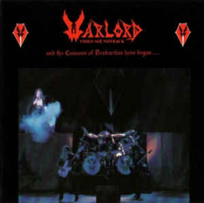 Warlord - And The Cannons Of Destruction Have Begun (Slipcase)
