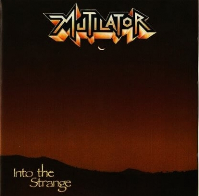 Mutilator - Into the Strange (Digipack)