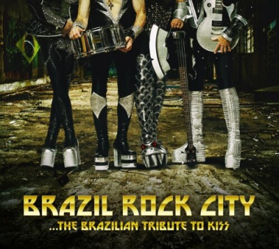 Brazil Rock City - The Brazilian Tribute to Kiss (CD Duplo Digipack)