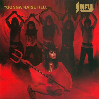 Sinful - Gonna Raise Hell (Importado)