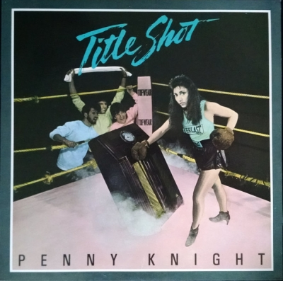 Penny Knight - Title Shot - Expanded Edition (Importado)