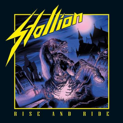 Stallion - Rise And Ride (Slipcase)