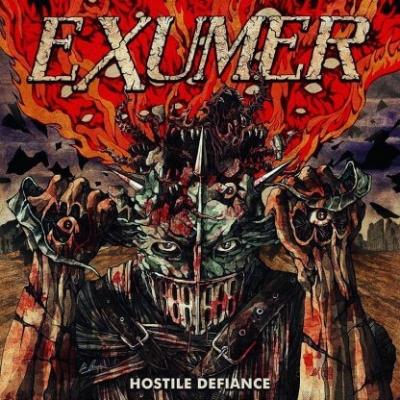 Exumer - Hostile Defiance (Slipcase)