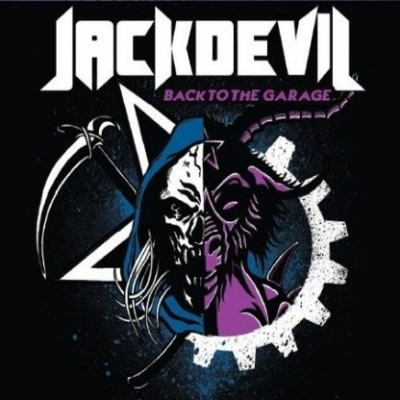 Jackdevil - Back To The Garage (Digipack)