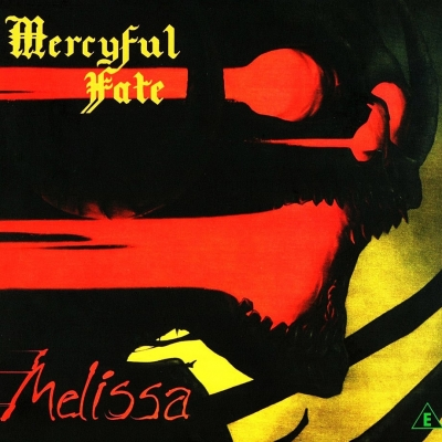Mercyful Fate - Melissa (Digisleeve)