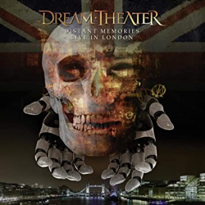 Dream Theater - Distant Memories Live in London ( CD Triplo e DVD duplo)