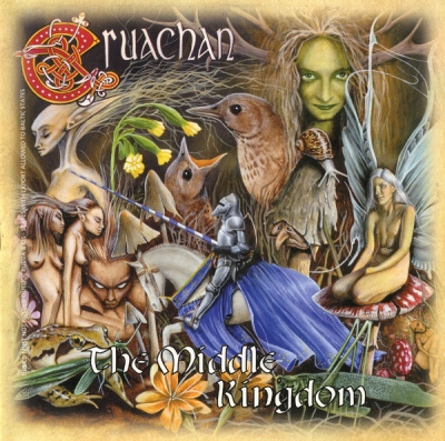 Cruachan - The Middle Kingdom (Importado)