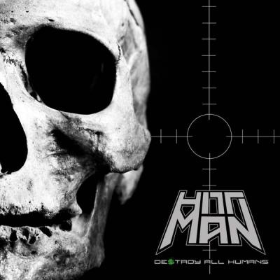 Hittman - Destroy All Humans (Importado)
