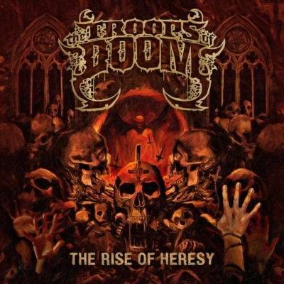 The Troops Of Doom - The Rise of Heresy (Slipcase)