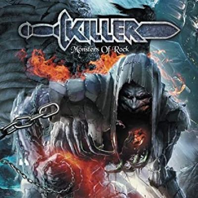 Killer - Monsters Of Rock ( CD e DVD)
