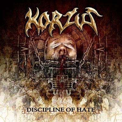 Korzus - Discipline Of Hate (Digipack)