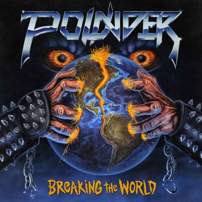Pounder - Breaking The World (Importado)