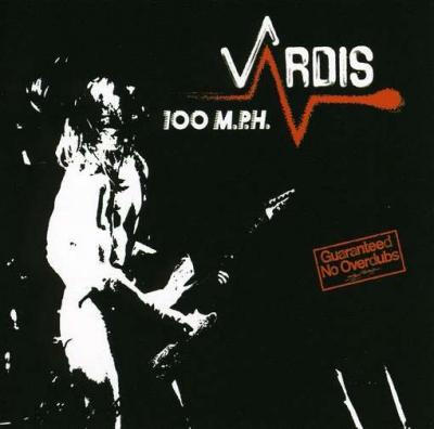 Vardis - 100 M.P.H.(Slipcase)