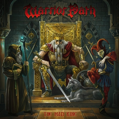 Warrior Path - The Mad King (Slipcase)