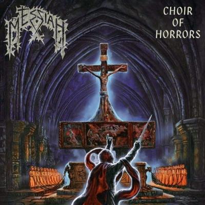 Messiah - Choir of Horrors (Importado com Slipcase)