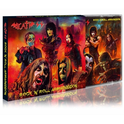 DEATH SS - Rock n Roll Armageddon (Importado com Slipcase)