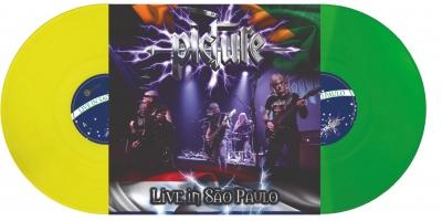 Picture - Live In São Paulo (LP Duplo Importado Verde e Amarelo)