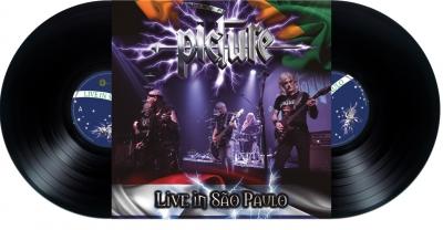 Picture - Live In São Paulo (LP Duplo Importado Preto)