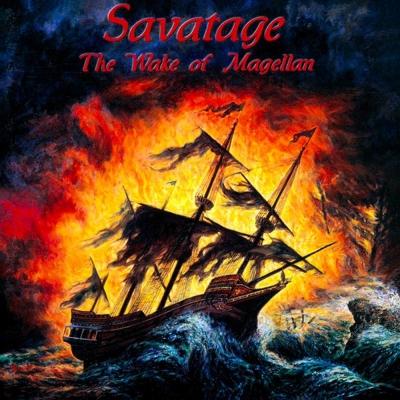 Savatage - The Wake Of Magellan ( Digipack)