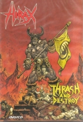 Thrash And Destroy CD + DVD