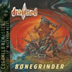 Bonegrinder + Back From Hell EP (Digipack)