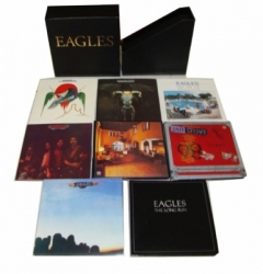 Eagles (Box Set com 8 Cd's Importado)