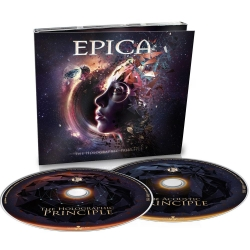 The Holographic Principle (Duplo Digipack)