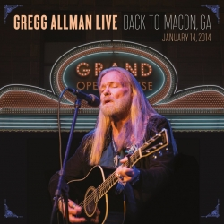 Back to Macon, GA (2 CD's + DVD Importado)