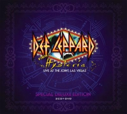 Viva Hysteria ! Live At The Joint, Las Vegas (2 Cd's + Blu Ray Importado)